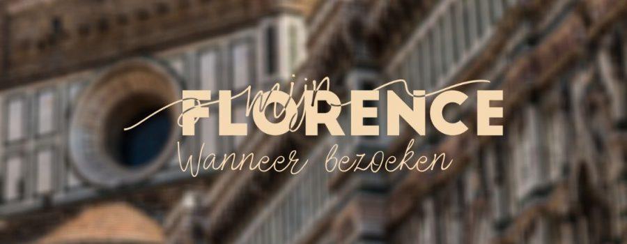 wanneer florence bezoeken