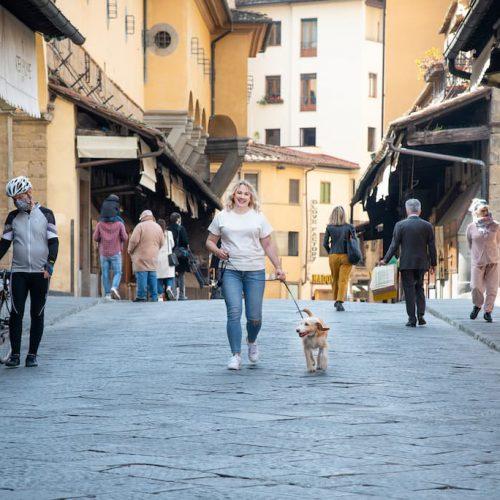 Esther Ponte Vecchio Florence