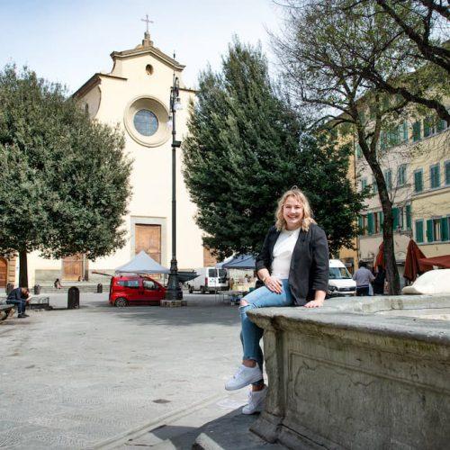 Esther Santo Spirito Florence